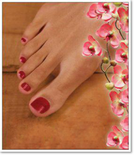 Gittas Beauty Foot Nails